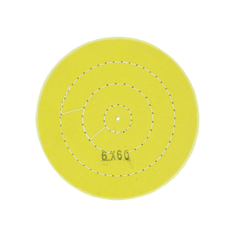 Круг муслиновый желтый 6х60 (Германия)