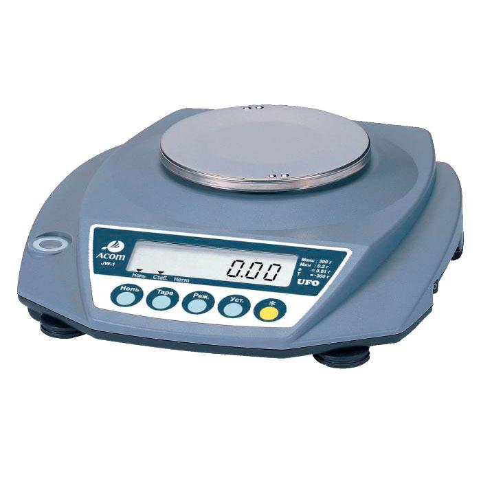 Весы электронные JW-1, 300г.х0,01г.