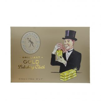 Салфетка TOWN TALK для полировки золота (12,5х17,5 см)