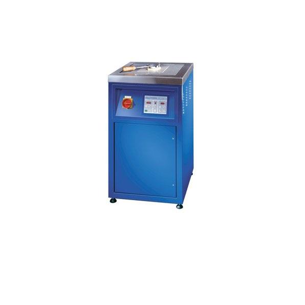 Индукционная плавильная печь MU400 10кВт 400В 1200С, контроль температуры и мощности, емкость тигля 400 см3