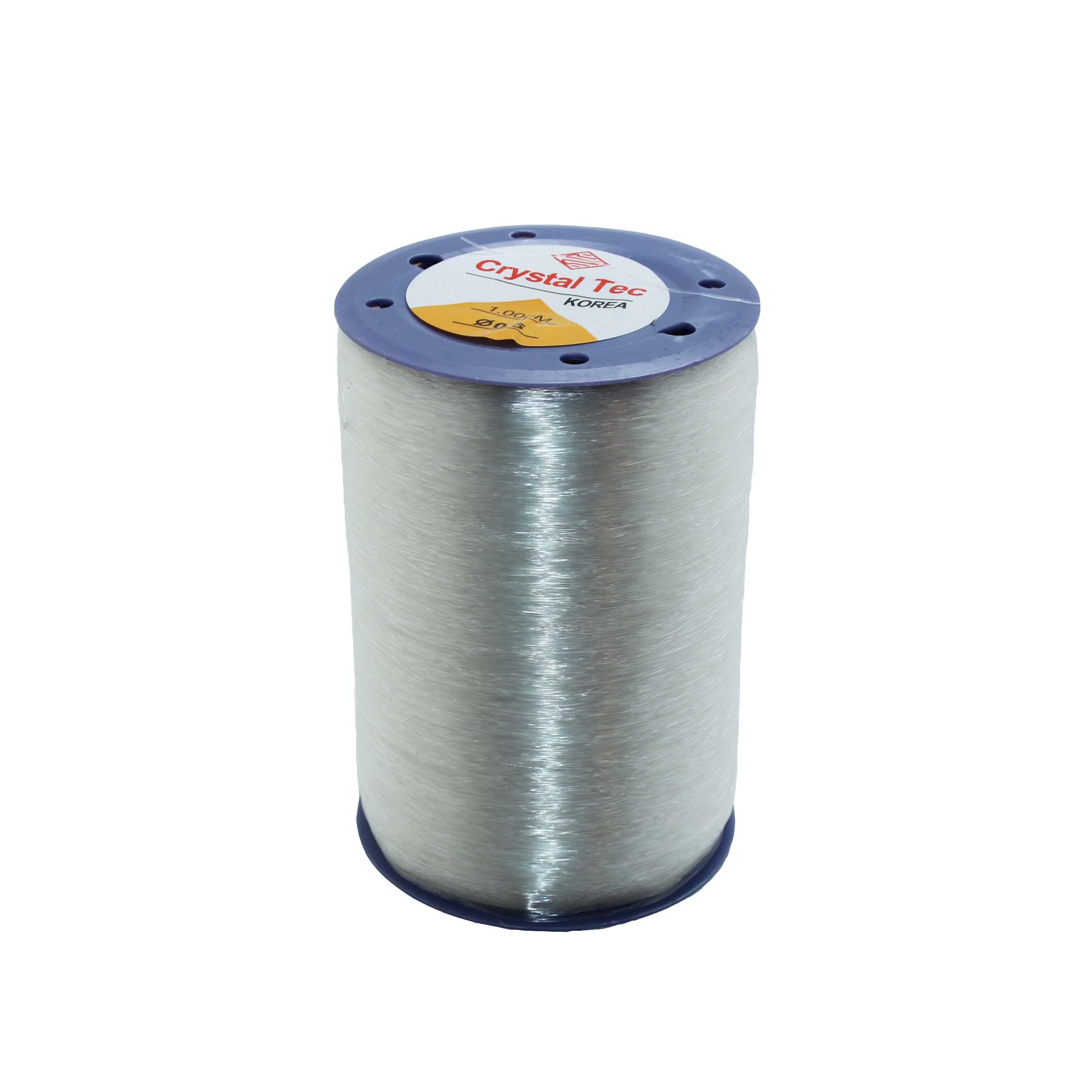 Нить силиконовая 0,5 мм (1000м)