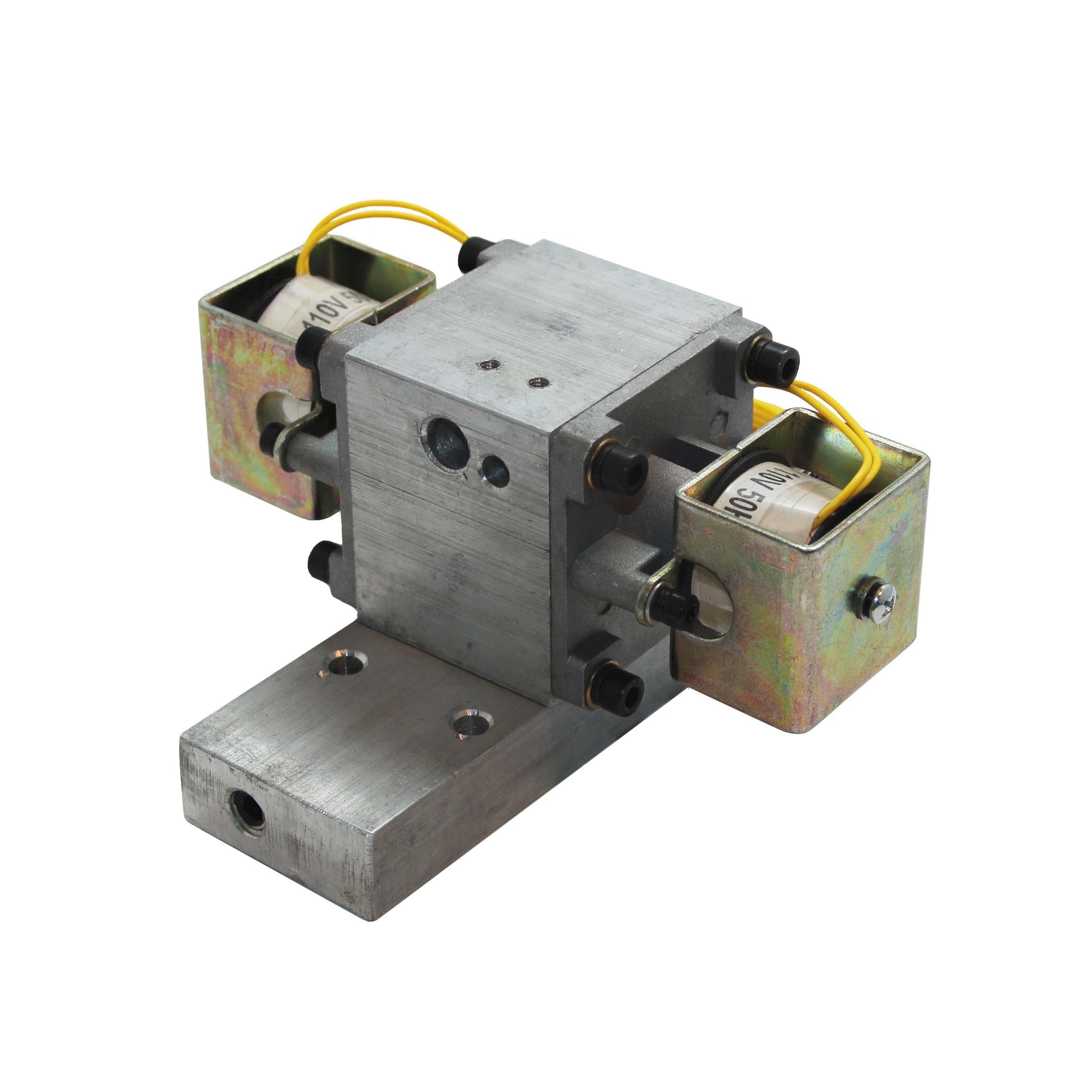 Блок клапанов для вакуумного инжектора DX-03
