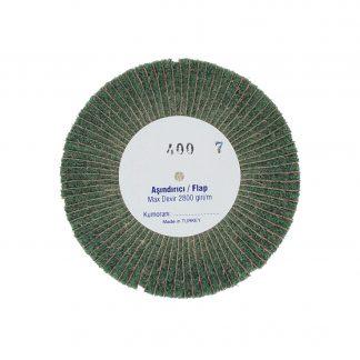 Наборные щетки (грит)  100х7 №400 зеленые