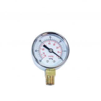 Манометр вакуума для инжектора