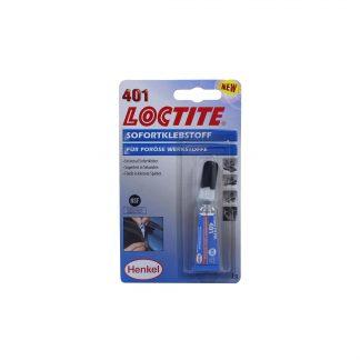 Клей LOCTITE 401, 3 г