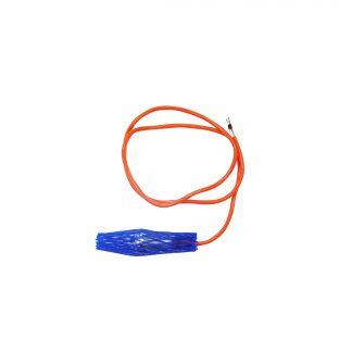 Разъём для термопары с уплотнительным кольцом и кабелем 0,75м для подключения к генератору, для литейных установок VC200,300,500,600,650,cc400