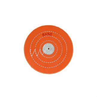 Круг муслиновый оранжевый 152х6х60 (Китай)