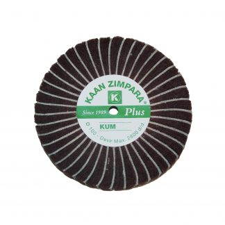 Наборные щетки (грит) 100х30 №500 коричневые (K Z)