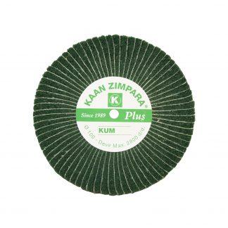 Наборные щетки (грит)  100х7 №150 зеленые (K Z)