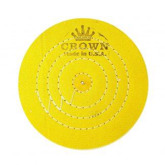 Круг муслиновый желтый 152х6х50 Турция
