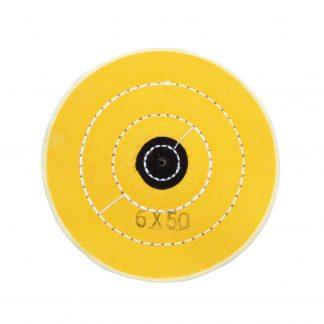 Круг муслиновый желтый 152х6х50 (Турция) DK