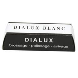 Паста полировальная  DIALUX 115 г белая, (OSBORN) Германия, финишная полировка